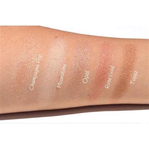 Becca Skin Perfektor 1 becca shimmering skin perfector pressed bronzers highlighters moonstone opal gold pearl