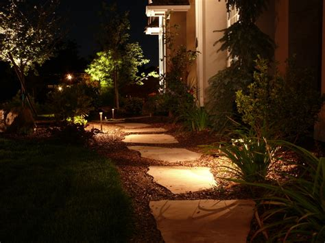 Landscape Design Boise Landscape Lighting Walkway Lighting Water Feature Lights