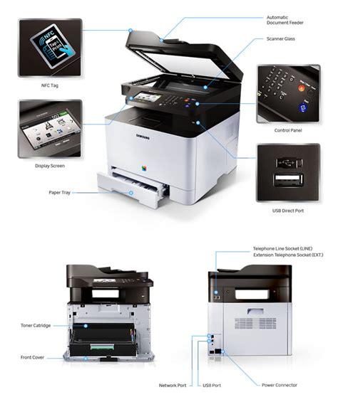 amazoncom samsung sl cfwxaa wireless color printer  scanner copier  fax electronics