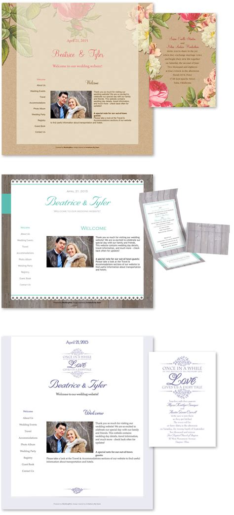 Wedding Invitations Websites by Wedding Wire Websites Invitations By
