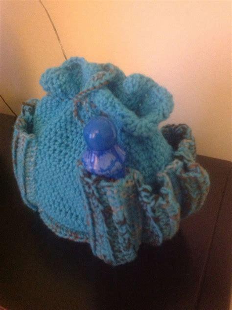 crochet pattern for bingo bag bingo bag vi s gifts from the heart pinterest bingo