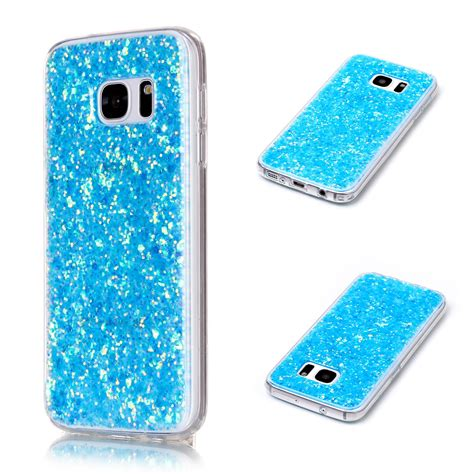 Casing Samsung Galaxy A7 2017 Baby Skin Ultra Thin Blue Biru ultra thin bling glitter back cover for samsung galaxy s8 plus a7 2017 ebay