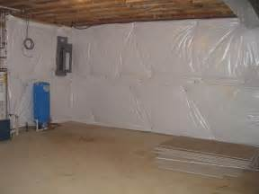 insulating basement walls with fiberglass spray foam insulation basement insulation