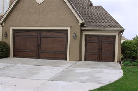 Garage Door Kansas City Garage Doors Traditional Shed Kansas City By Fauxs And Finishes