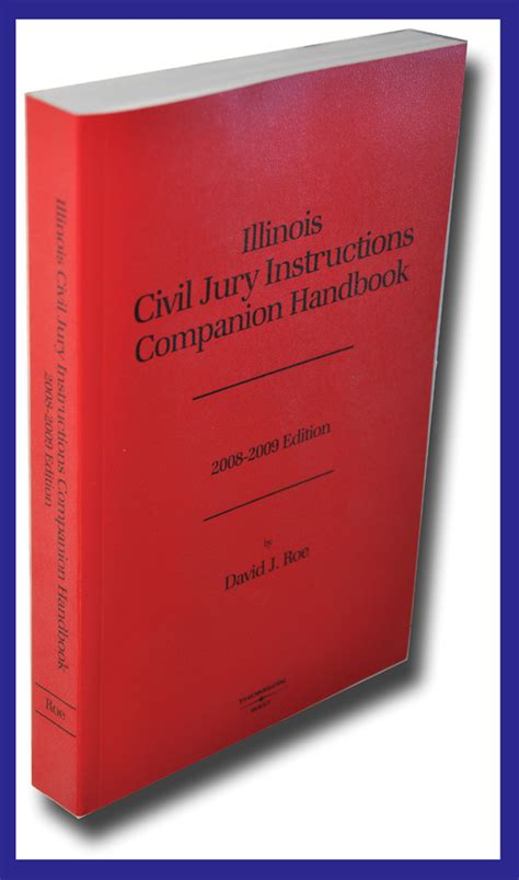 illinois pattern jury instructions breach of contract david roe illinois insurance lawyer publications