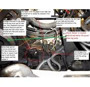 Buick LeSabre Questions  Where Is The Temperature Sensor Located