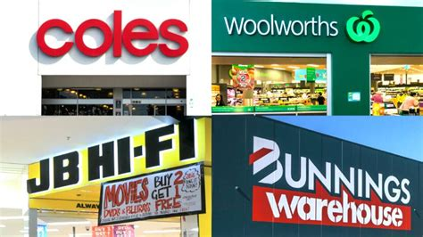Bunnings Gift Card Coles - accc urges you to be vigilant about scams misusing bunnings coles jb hi fi and