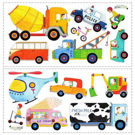 wandtattoo kinderzimmer hubschrauber wandsticker autos hubschrauber bagger jungen kinderzimmer