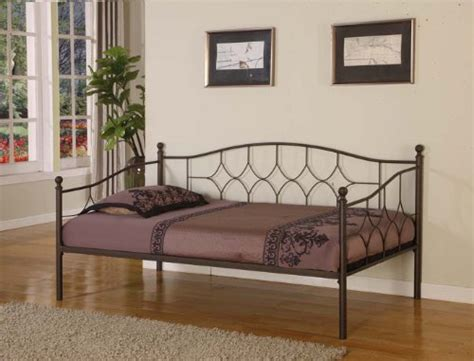 King Size Daybed King S Brand Pewter Finish Metal Size Day Bed Daybed Frame With Metal Slats Gjgkjdg