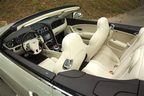 bentley gtc interior 2014 bentley continental gtc review digital trends
