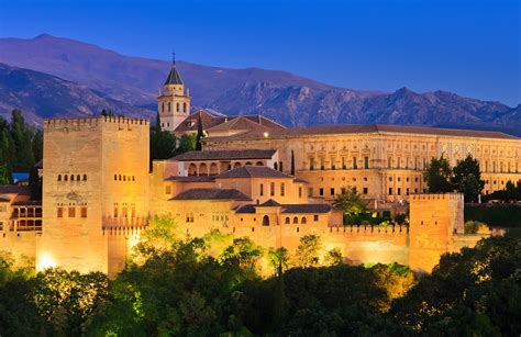 5 Facts About The Alhambra, Spain's Iconic Castle   Virgin