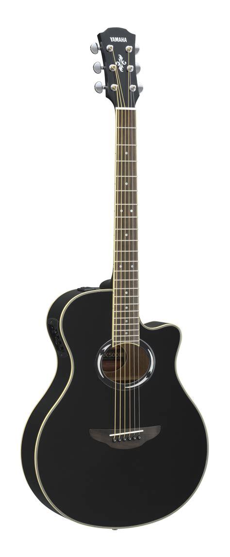 Gitar Akustik Elektrik Yamaha 6 yamaha apx500iii acoustic electric guitar black better