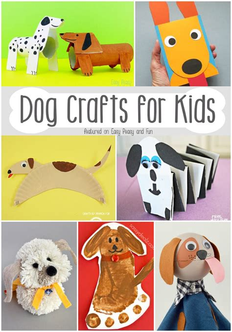 pet craft projects barktastic crafts for easy peasy and