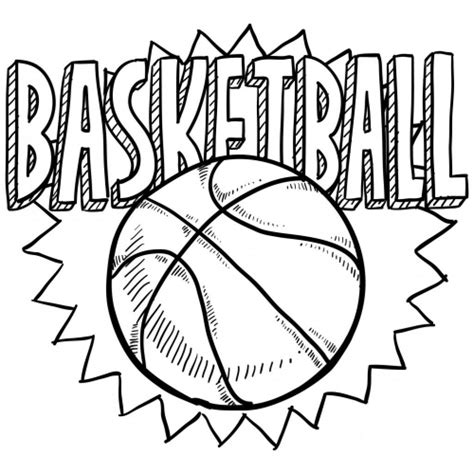 funny basketball coloring pages older kids coloring pages coloring home