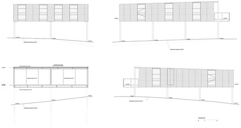 Metal House Plans lacaton amp vassal