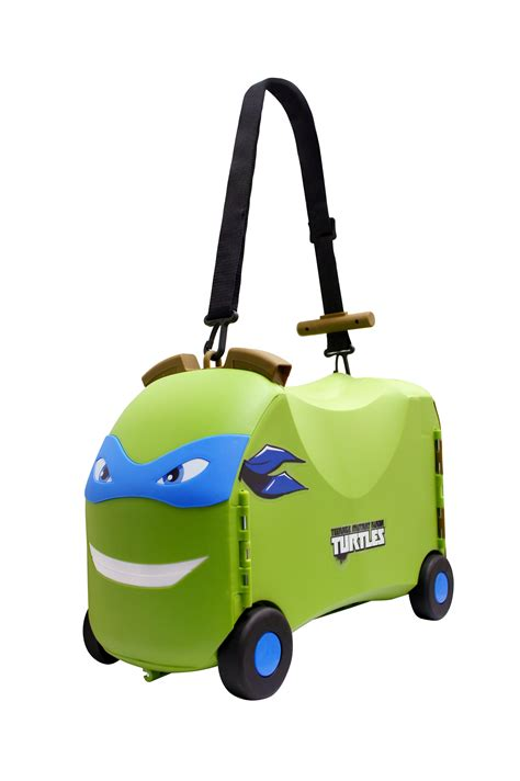 Furla Jadore 3in1 2526 2 ride on storage mutant turtles box and ride along
