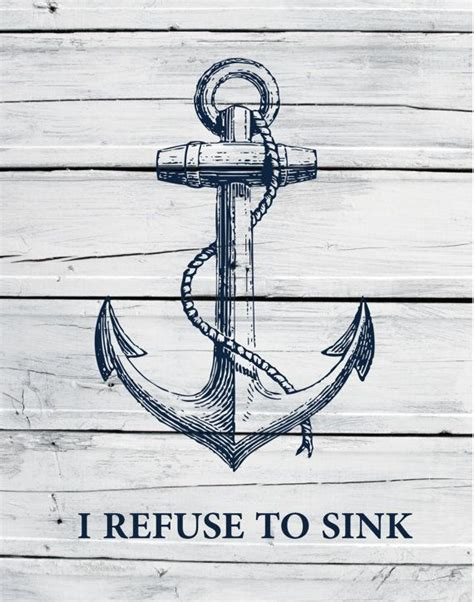 i refuse to sink anchor tattoo meaning best 25 refuse to sink ideas on anchor thigh