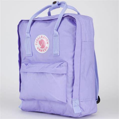 fjallraven kanken light purple fjallraven k 229 nken backpack 220450346 backpacks