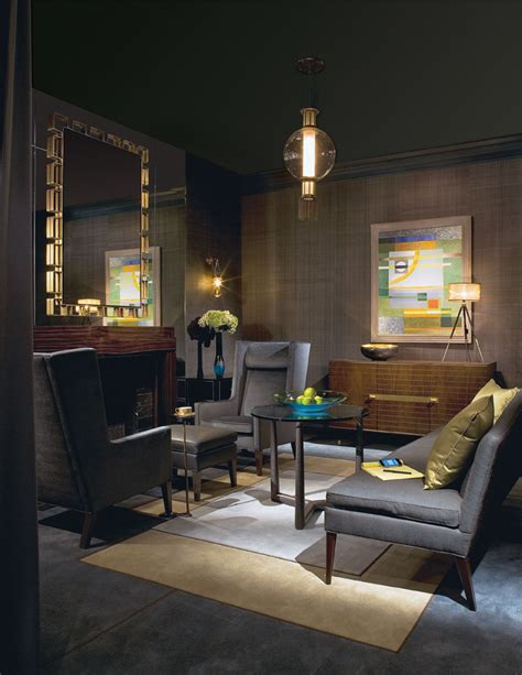 superb Living Room Paint Design #5: levine-office.jpg