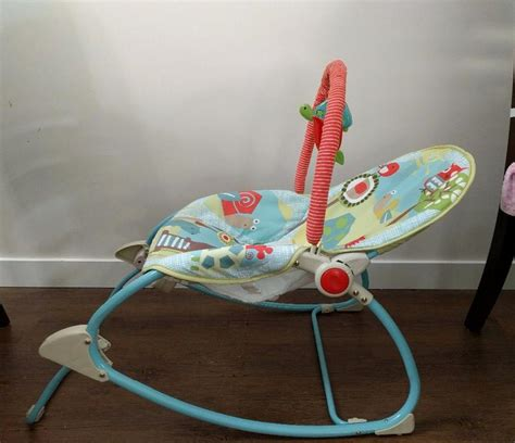 fisher price vibrating chair fisher price 2 in 1 infant to toddler rocker vibrating chair esquimalt view royal
