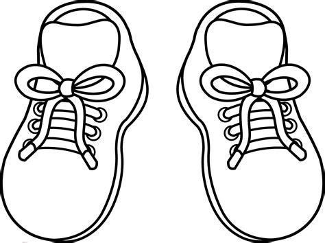 imagenes infantiles de zapatos dibujos de zapatos para colorear