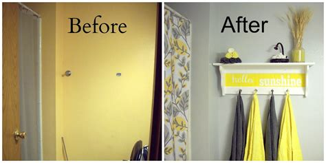 Yellow Gray And White Bathroom by Interior Beautiful Grey Yellow And White Bathroom