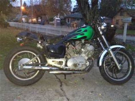 losing the dead virago 1844089290 buy 1981 yamaha virago 750 v twin bobber on 2040 motos