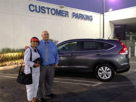scott robinson honda torrance torrance ca yelp happy new car owner with super salesman kevin mazmanian