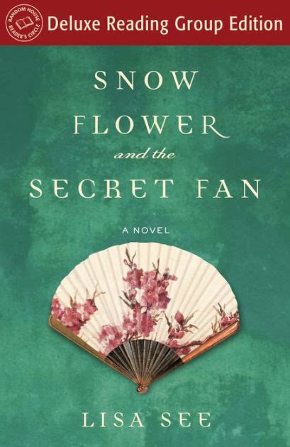 flower and the secret fan sparknotes flower and the secret fan random house reader s