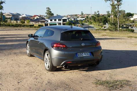 volkswagen scirocco r 2012 volkswagen scirocco r review caradvice