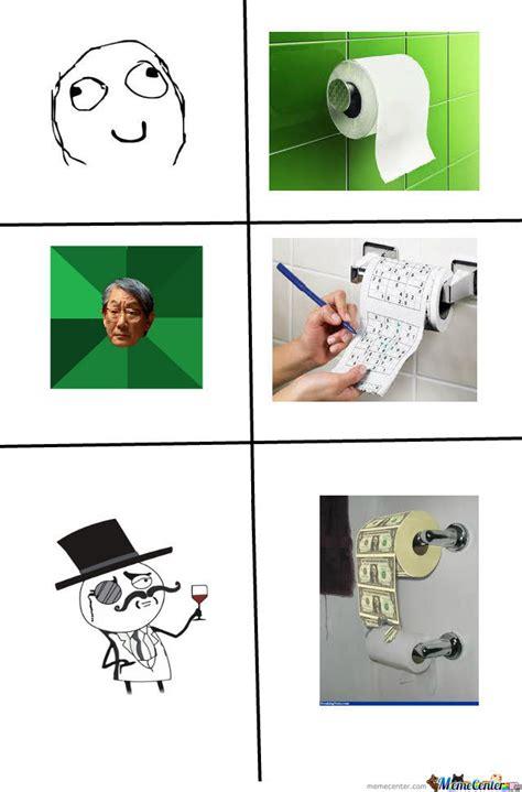 toilet paper   memes  asianpenguin meme center