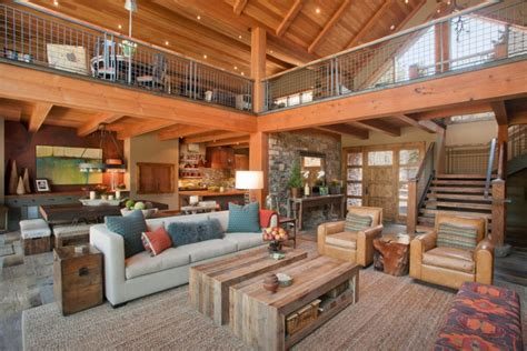 idea design concepts inc 17 chalet living room designs ideas design trends