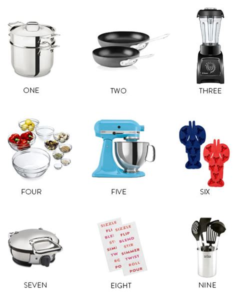 must kitchen items list kitchen items for 28 images kitchen basics my must