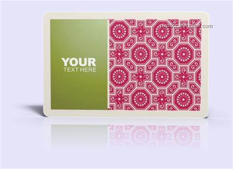 plastic card template gift card print archives plastic card