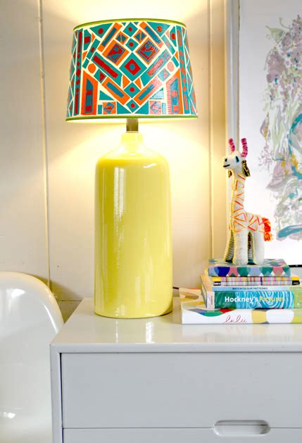 quick easy lampshade project  diy projects