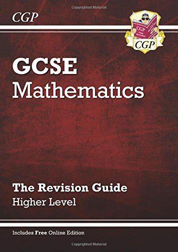 libro maths revision guide libro gcse spanish revision guide higher di cgp books