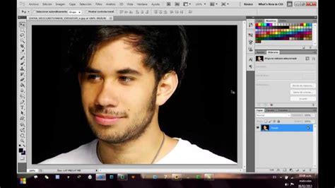 youtube tutorial de photoshop cs5 tutorial photoshop quitar imperfecciones de un rostro