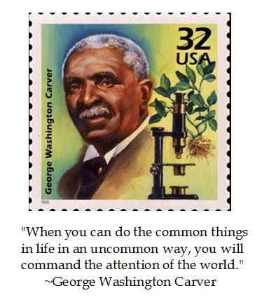 biography video of george washington carver home grown success all things fulfilling