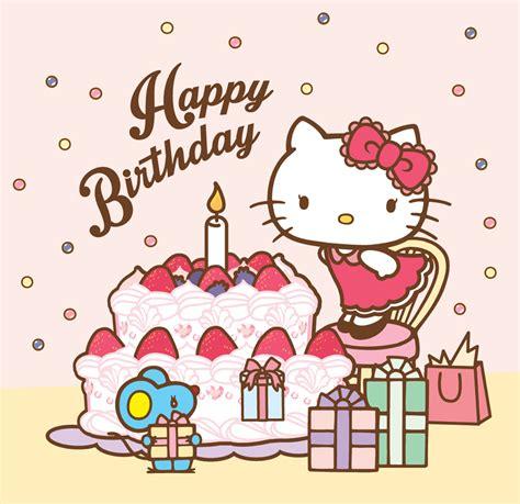 Hello Happy sanrio hello happy birthday