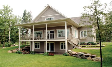 mountain home plans with walkout basement level basement floor mountain house plans with walkout