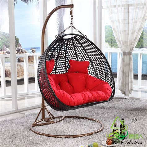 basket swing chair rattan bag rattan chair outdoor swing hanging basket