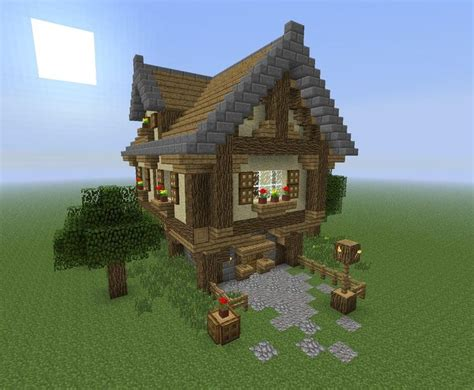 Minecraft Cottage Ideas by Eragh S Fancy House Guide Awesome House Ideas And Cabin
