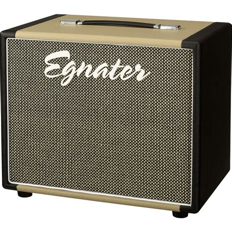 1x12 Bass Cabinet by Egnater Rebel 112x 1x12 Guitar Extension Cabinet Black And