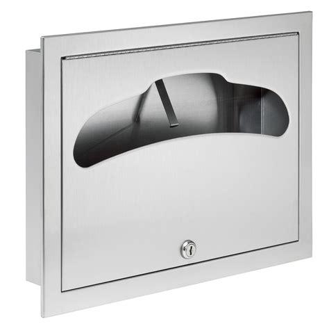 seat cover dispenser recessed seat cover dispenser bradley corporation