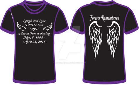 aaron memorial tshirt design by musicmedicine on deviantart