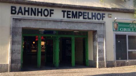 tempelhof eingang tempelhof nochmal links raus und schluss berlin abc