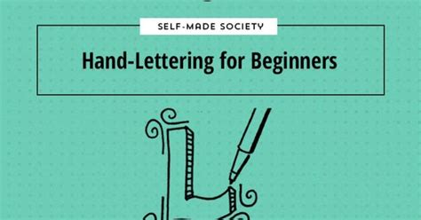 Hand Lettering Tutorial For Beginners | hand lettering tips for beginners where do you begin
