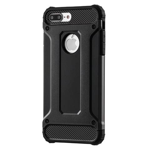 Hybrid Rugged Armor For Iphone 7 7 Plus 47 hybrid armor tough rugged cover for iphone 7 plus black black hurtel pl gsm wholesale
