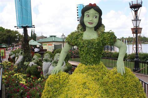 Disney World Flower And Garden Festival Pictures 2015 Epcot International Flower Garden Festival Orlando Sentinel