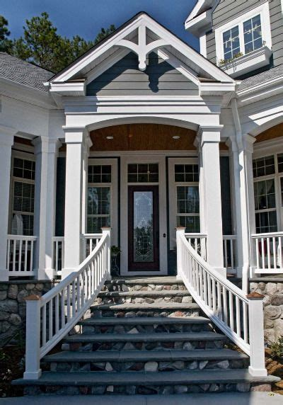 front porch steps curved google search home design